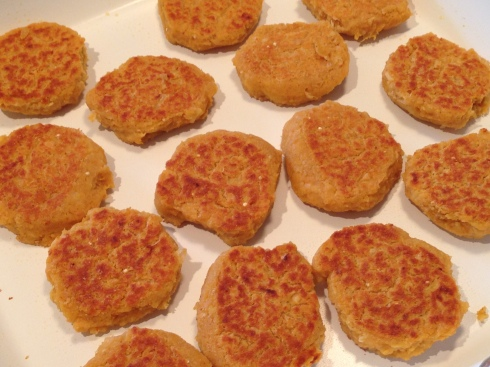 Curry Patties (Version 2)