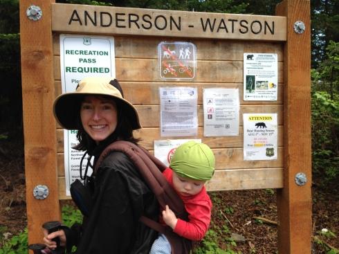 Anderson-Watson Trailhead