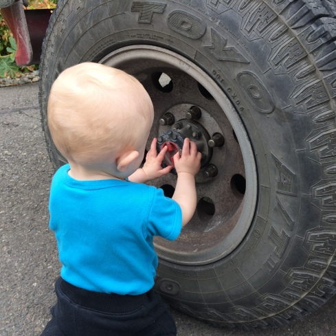 Future mechanic?