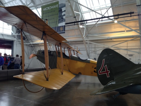 The Curtiss Jenny