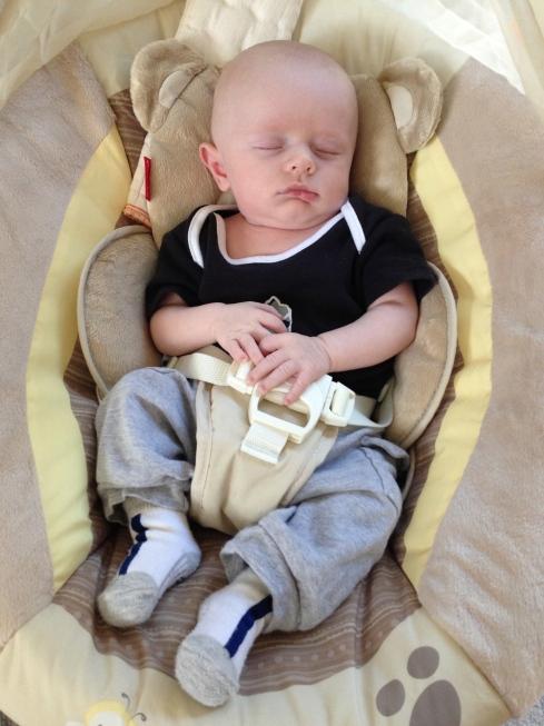 ~2 months old - October 25, 2014