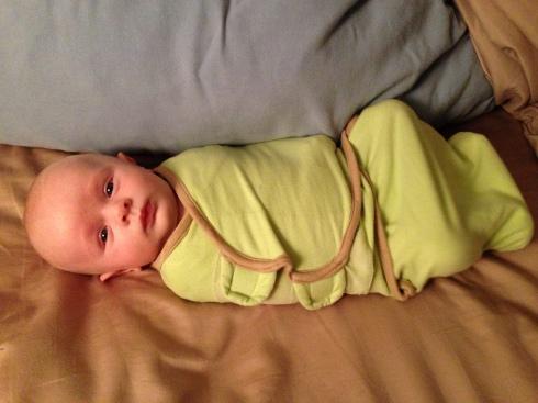 ~2 months old - October 20, 2014