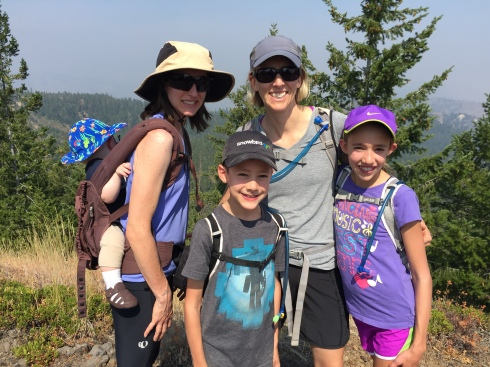 Beehive Mountain - August 12, 2015