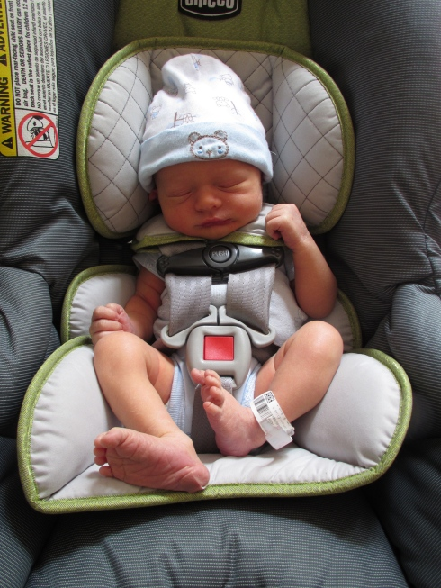 2 days old - August 23, 2014
