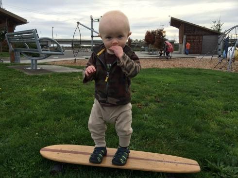 Skateboarding - October 11, 2015