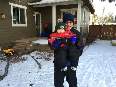 Eric & Todd - Christmas 2015