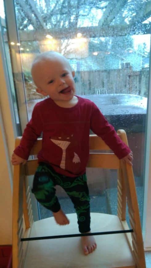 Babysitter pic - December 28, 2015
