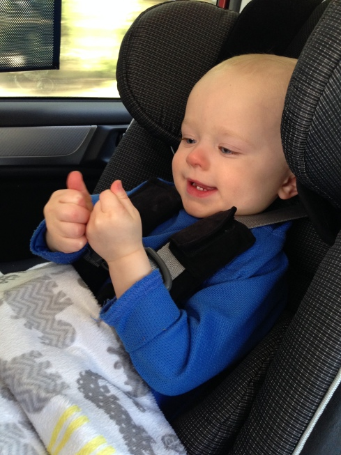 Thumbs up! - March 25, 2016