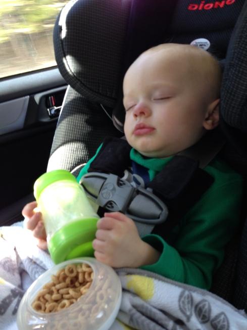 Car nap - March 26, 2016