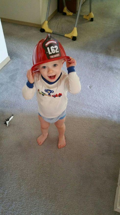Fireman Todd - May 10, 2016