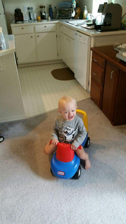 Babysitter pic - June 20, 2016