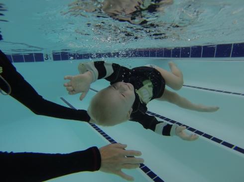 Todd underwater - August 26, 2016
